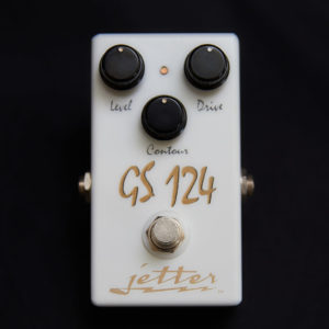 Jetter Gear GS 124 Guitar Pedal