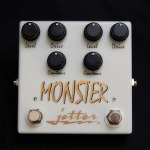 Jetter Gear Monster Guitar Pedal