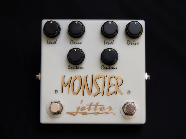 Jetter Gear Monster Guitar Pedal
