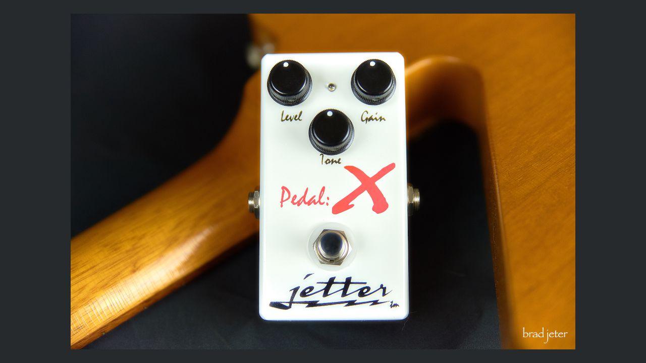 Pedal: X
